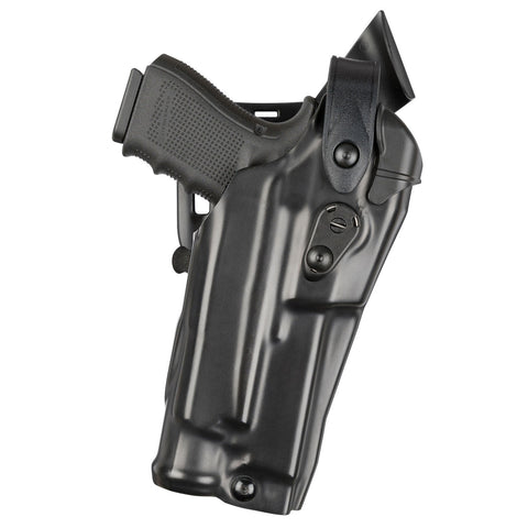 Safariland 6360RDS ALS/SLS Optic Holster Mid-Ride LIII Duty, Safariland - HolsterOps