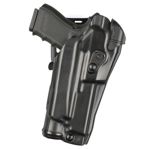 Safariland 6390/92/95RDS ALS Optic Holster LI Duty for GLOCK 34/35 OR GLOCK 17/22 w/Optic & Light, Safariland - HolsterOps