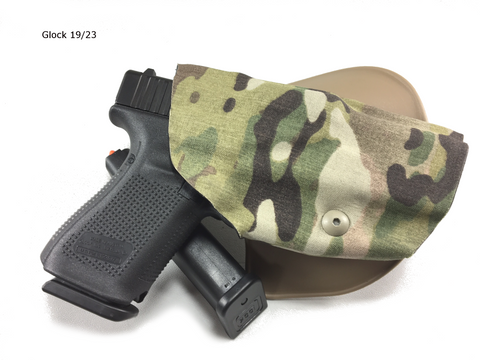 "Safariland Model 6378USN ALS Low Signature Holster ""MULTICAM"""