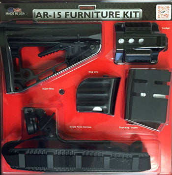 Rogers AR-15 Furniture Kit