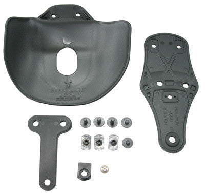 "2"" Holster Drop Adaptor on Molded Paddle, Safariland - HolsterOps"
