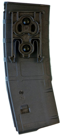 MagPul Gen M2 Mag with ELS 34 Attached, Safariland - HolsterOps