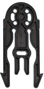 Safariland 6004-15 MLS 15 MOLLE Holster Locking Fork, Safariland - HolsterOps