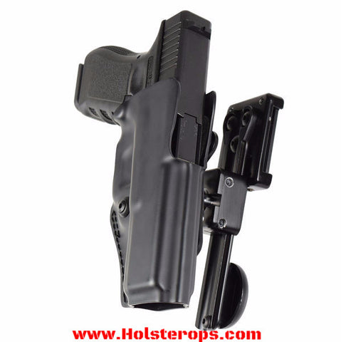 Safariland 5197 Open Top Holster with USPSA Kit (KIT IS BACKORDERED), Safariland - HolsterOps
