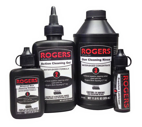 Rogers Advanced Gun Cleaning Solution, Rogers - HolsterOps