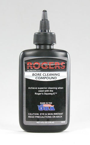 Rogers Bore Cleaning Compound 4oz Bottle