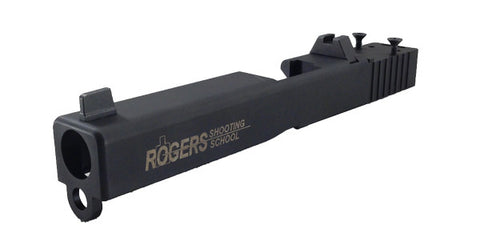 Rogers Shooting School Red Dot Optic Glock Slide