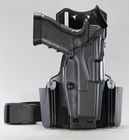 Rogers Recommended Tactical Holster with DFA, Safariland - HolsterOps