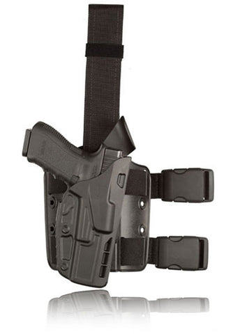 Safariland 7TS™ ALS® Tactical Holster Level I Retention (Model 7384), Safariland - HolsterOps