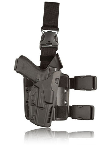 Safariland 7TS™ ALS® Tactical Holster with Quick Release Level I Retention (Model 7385), Safariland - HolsterOps