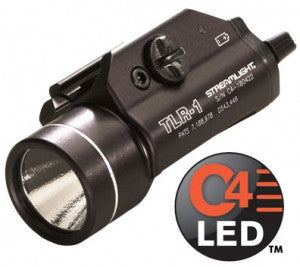 Streamlight Model TLR-1 Tactical Rail Mounted Light, Streamlight - HolsterOps