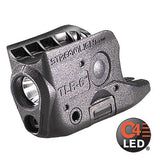 Streamlight Subcompact TLR-6 Gun-Mounted Tactical Light w/Red Aiming Laser Universal Kit, Streamlight - HolsterOps