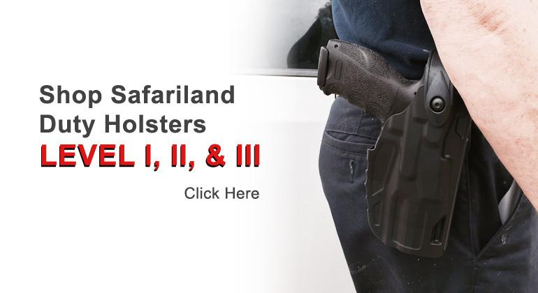 Safariland Duty Holsters