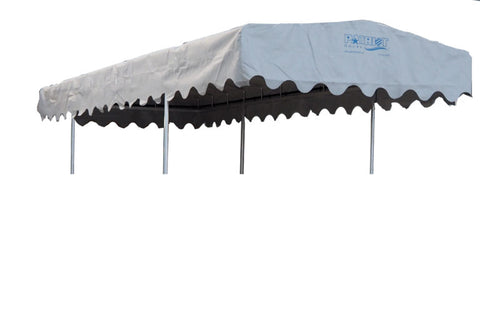 Universal Boat Lift Canopy Cover And Frame