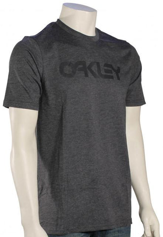 Oakley MEN'S Mark II Tee Jet Black Heather