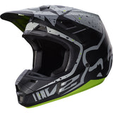 Fox V2 NIRV Helmet GREY/YELLOW Free shipping!!!