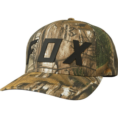FOX REALTREE FOXHEAD FLEXFIT