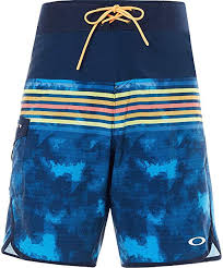 OAKLEY 19 INCHES STRIPED BOARDSHORT FATHOM