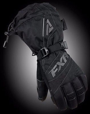 FXR Womens Fuel Glove Charcoal Free Shipping!!!!