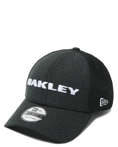 OAKLEY HEATHER  NEW ERA HAT BLACKOUT