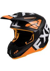 2020 FXR Torque Team helmet ORANGE FREE SHIPPING!!!