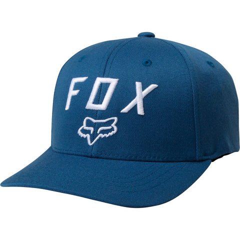 FOX YOUTH LEGACY MOTH 110 SNAPBACK DST BLUE