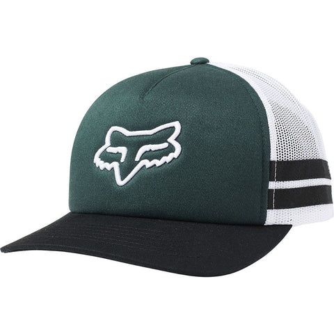FOX HEAD TRIX TRUCKER EMERALD