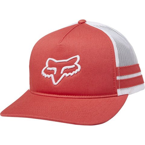 FOX HEAD TRIX TRUCKER RIO RED