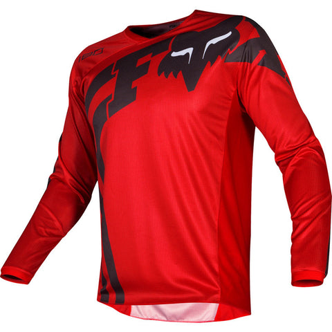 FOX YOUTH 180 COTA JERSEY RED/BLK
