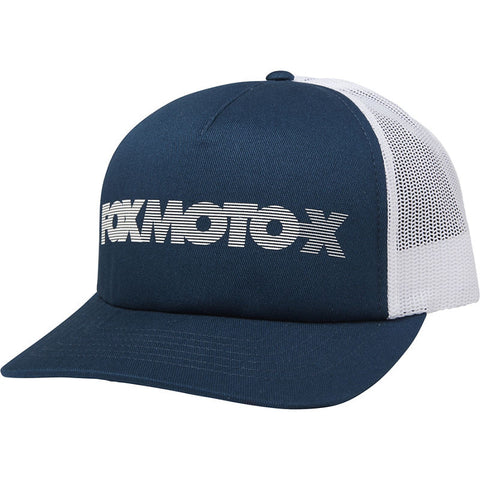 FOX  BALDWIN TRUCKER NVY/WHT
