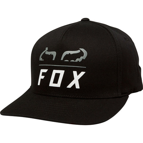 FOX FURNACE FLEXFIT HAT BLK