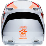 Fox V1 PRIX Helmet FLO ORANGE  Free shipping!!!