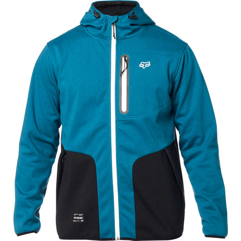 FOX BARRICADE SOFTSHELL FLEECE BLUE FREE SHIPPING!!!!