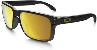 OAKLEY HOLBROOK XL POLISHED BLACK PRIZM 24K POLARIZED