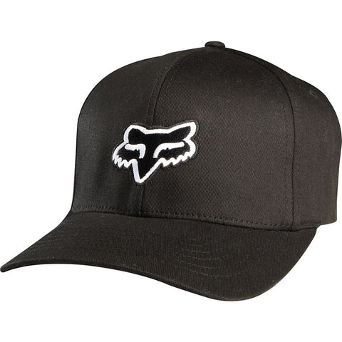 FOX Legacy Flexfit Hat BLK/BLK