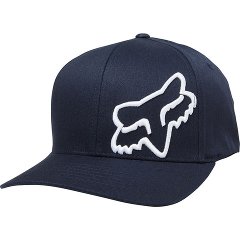 FOX FLEX 45 FLEXFIT HAT NAVY