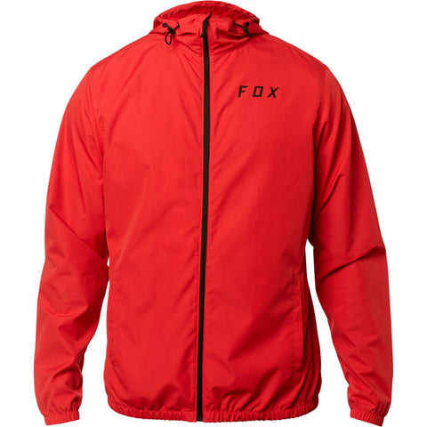 FOX MEN'S ATTACKER WINDBREAKER RIO RED