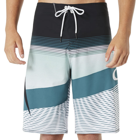 OAKLEY GNARLY WAVE 21 SHORTS BALSAM