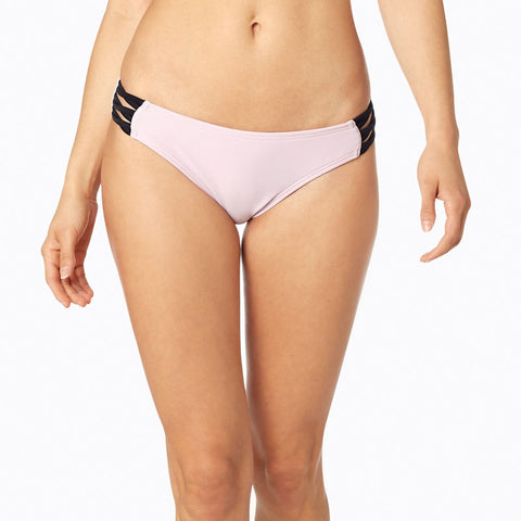FOX BOLT LACE UP BOTTOM LILAC