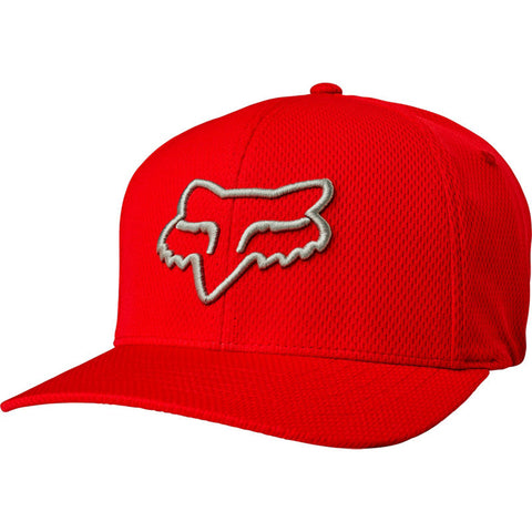 FOX LITHOTYPE FLEXFIT HAT CARDINAL