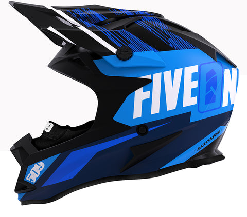 2019 509 Altitude Helmet Particle Blue Fidlock Free Shipping