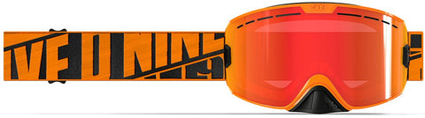 2019 509 Kingpin Goggle Particle Orange Free Shipping!!!!