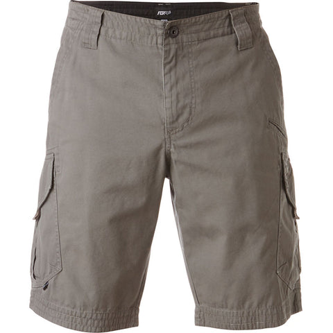 FOX SLAMBOZO CARGO SHORT GUNMETAL