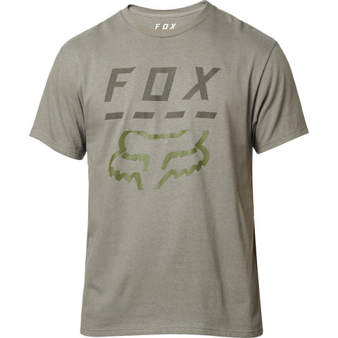 FOX MEN'S HIGHWAY SS TEE PEWTER