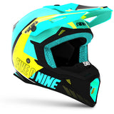 2020 509 Tactical Teal Hivis  Helmet  Free Shipping!!!!!