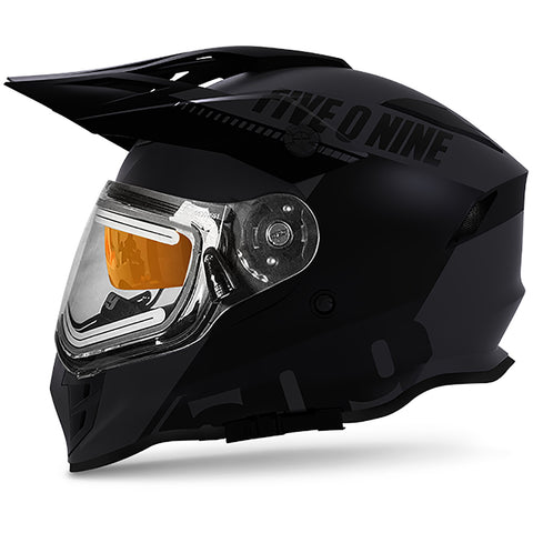 2020 509 Delta R3 2.0 Black Ops Dual Sport Electric Heated Helmet Fidlock Free Shipping