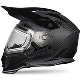 2020 509 Delta R3 2.0 Black OPS Carbon Fiber Dual Sport Electric Heated Helmet Fidlock Free Shipping