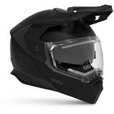 2020 509 Delta R4 Modular Black OPS Electric Heated Helmet Fidlock Free Shipping