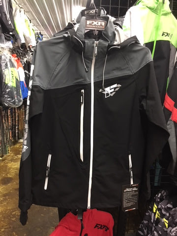 FXR Vertical Lite Soft Shell Mountain Air  Free Shipping!!!!!