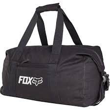 FOX LEGACY DUFFLE BAG BLACK